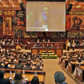 Discurso realizado el 10 de agosto 2011 con motivo del Informe a la Nación