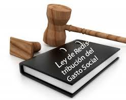 La Ley de Redistribución del Gasto Social