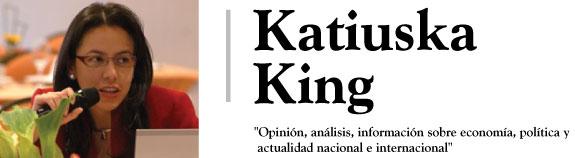 Katiuska King