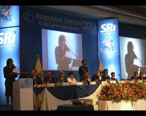 Discurso realizado el 4 de abril 2011 en la 45 Asamblea General del CIAT sobre la Moral Tributaria