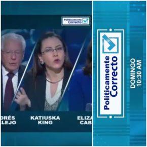 Debate en Políticamente Correcto 2019